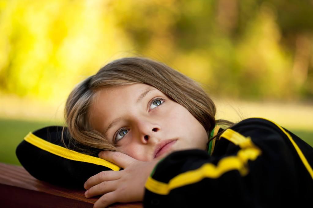 帮你处理孩子忧虑的小招数