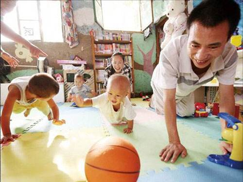 确保儿童享受公平有质量的学前教育